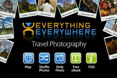 Everything Everywhere's travel blog directory of bloggers