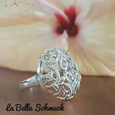 Belly Button Rings, Heart Ring, Jewelry, Schmuck, Silver, Ring, Jewlery, Jewerly, Heart Rings