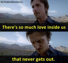 - Christian Bale in Knight Of Cups (2015).