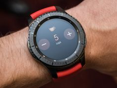 Samsung Gear S3 Frontier and Classic Smartwatches Hands-On Debut