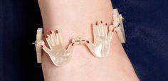 Seance Hands bracelet.