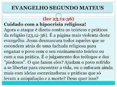 Resultado de imagem para evangelho s mateus