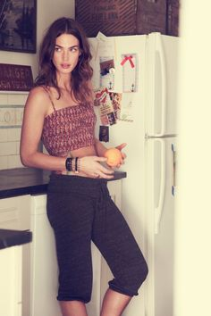 "Martha Hunt, Crista Cober & Pania Rose for Free People ""The Intimates"" Collection"