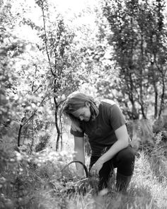 Chef Magnus Nilsson of Faviken has little patience for restaurants that ignore whats growing around them.