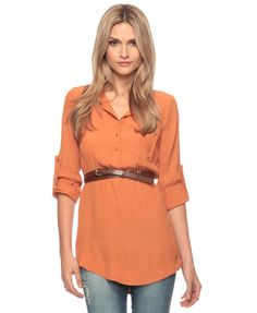 Woven Tunic w/Wraparound Belt from Forever 21 $24.80