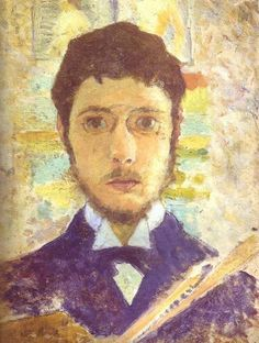 Self Portrait - Pierre Bonnard