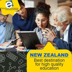 The colleges, schools and institutes of New Zealand are internationally recognised for having high standards. Consult us for Study Visa if you also wish to study in the best college of New Zealand.  Contact Mr. Pankaj Malhotra (Ex-Visa Officer) +91-9650033988 & Ms. Rajni Garg (Licensed Immigration Advisor) +91-9873113624. #ExodusOverseas #NewZealand #College #School #Admission