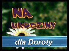 Piosenka z imieniem Dorota. Oryginalny prezent na urodziny