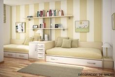 verticales dormitorio infantil