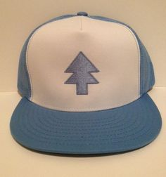 Dipper Pines Pine Tree Gravity Falls Trucker by winteriscoming2012, $15.00