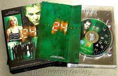24 Season 5 Complete DVD