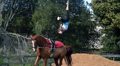 Mary McCormick: Vaulting Her Way to the Top www.equestrian-magazine.com