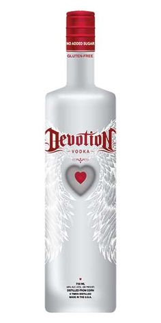 Devotion Vodka is certified to be the world's first 100 percent sugar-free, gluten-free and Non-GMO vodka. It's subtle and clean on the nose and is smooth and balanced on the palate, with a velvety texture and a refreshing finish. – Distiller's Notes