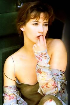 Sophie Marceau, French actress