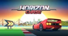 Horizon Chase bom tấn đua xe iOS đã tấn công lên Android 1