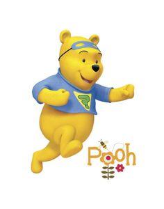 Pooh superhero!