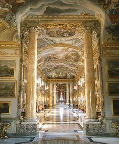 Palacio Colonna Roma. Italia