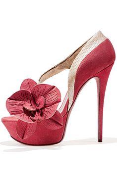 OOOK - Gaetano Perrone - Shoes 2013 Spring-Summer - LOOK 2 | TookLookBook