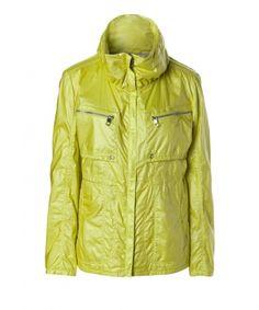 Outdoor Jacket Green / Yellow | 48