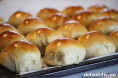 Statoilboller   Det søte liv Hamburger, Bread, Food, Brot, Essen, Baking, Burgers, Meals, Breads