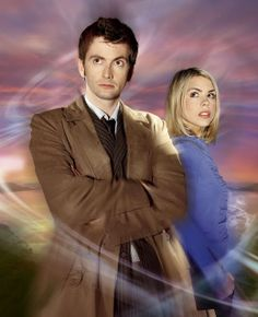 Doctor Who:  Ten and Rose - Their Best Bits