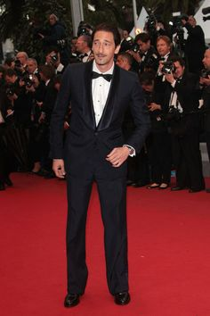 Adrien Brody - Closing Ceremony & Therese Desqueyroux Premiere - 65th  Annual Cannes Film Festival