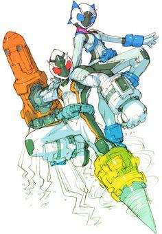 Kamen Rider Fourze by Toru Nakayama