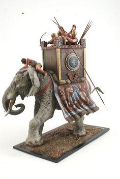 The AeroArt St. Petersburg Collection: Carthaginian War Elephant (ref. PB50w) in | eBay