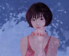 As ilustrações românticas desta artista coreana vão mexer com você - Mega Curioso