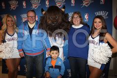 OKC Thunder Fan Appreciation Party /2015