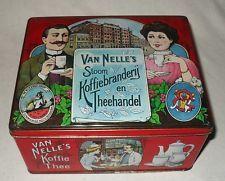 Van  Nelle's  Koffie & Thee.