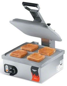Vollrath 40791 14 Natural Finish Panini Sandwich Press  Cayenne Series * Check out the image by visiting the link. (This is an affiliate link)