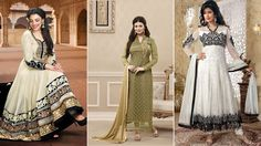 Pakistani Party Wear Dresses Collection for Girls