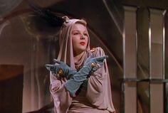 From the Technicolor fashion show scene, ~The Women 1939~