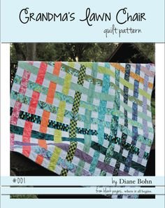 Periodic table of elements quilt sewn craft wantslikes grandmas lawn chair quilt pattern 3 sizes urtaz Choice Image