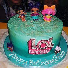 #lolsurprise Cake