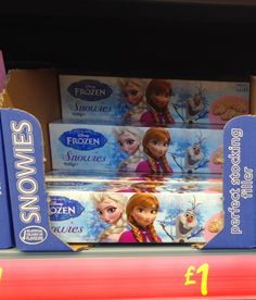 I was walking round ASDA today doing the usual weekly shop and spontaneously decided to do a bit of a 'round up' of the new Christmas produ. Frozen Toys, Disney Frozen 2, Frozen Chicken Nuggets, Disney Coffee Mugs, Pastel Candy, Kids Room Furniture, Pen Collection, Kids Makeup, Custom Candy