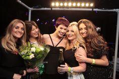 London Regional Final - Colour Trophy Award Finalist - SINEAD KELLY LONDON, LONDON