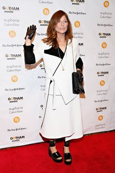 Catherine Keener Photos - Actress Catherine Keener attends the Annual Gotham Independent Film Awards at Cipriani Wall Street on December 2014 in New York City. Laura Linney, Kristin Davis, Fitness Icon, Vanessa Williams, John Malkovich, Jamie Lee Curtis, Judi Dench, Goldie Hawn