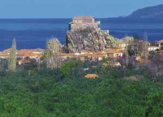 Pnagia Petra @Lesvos island