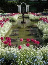 Butchart Gardens - Italian Garden