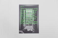 atelier coin / poster, DM