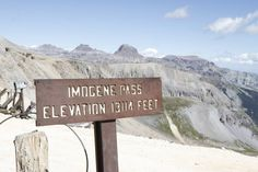 After going down Black Bear Pass, drop into Telluride and go out Imogene Pass! You won't be sorry!