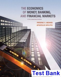 Solution manual for macroeconomics 4th edition by hubbard isbn economics of money banking and financial markets fifth canadian edition canadian 5th edition mishkin test bank fandeluxe Choice Image