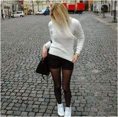 OOTD - fashion street style :)