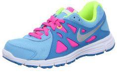 Nike, 555090 Türkis (5772tuerkis-hellblau-silber) - http://on-line-kaufen.de/nike/35-5-eu-nike-revolution-2-gs-jungen-laufschuhe-3