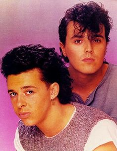 Tears for Fears are an English new wave band formed in 1981 by Roland Orzabal and Curt Smith. Founded after the dissolution of their first band, the mod-influenced Graduate, they were initially associated with the new wave synthesizer bands of the early 1980s but later branched out into mainstream rock and pop, which led to international chart success.
