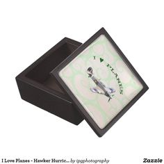 I Love Planes - Hawker Hurricane Gift Box
