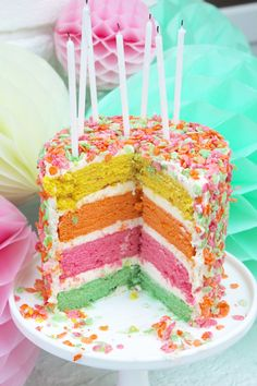Feeling Fruity- This is Juicy Birthday Party by Bloom