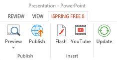 Download iSpring Free | Free PPT to Flash Converter